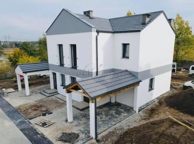 Dom na sprzedaż Kiekrz, Sadowa  86m2 Foto 4