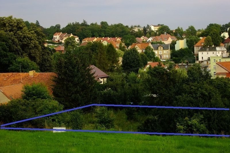 Działka budowlana na sprzedaż Bolków  4135m2 Foto 4