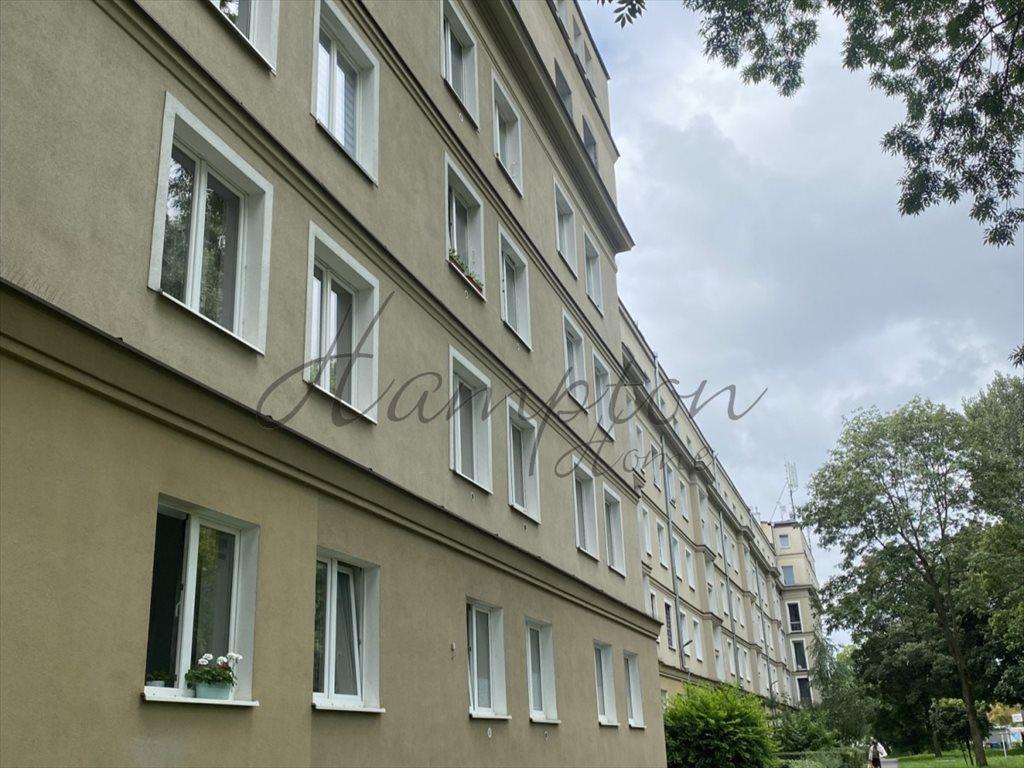 Mieszkanie dwupokojowe na sprzedaż Warszawa, Mokotów, Racławicka  30m2 Foto 2