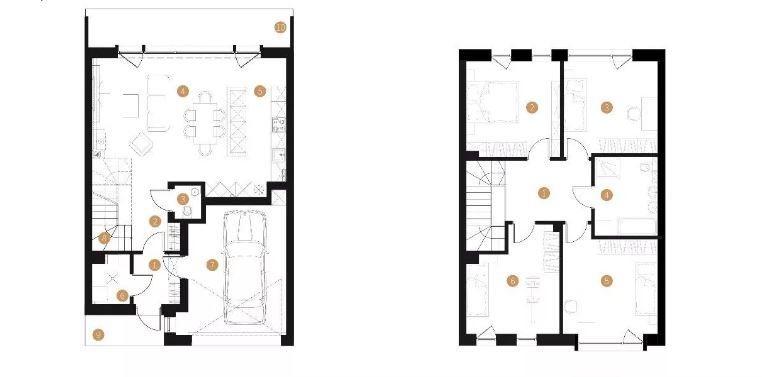 Dom na sprzedaż Łomianki  145m2 Foto 5