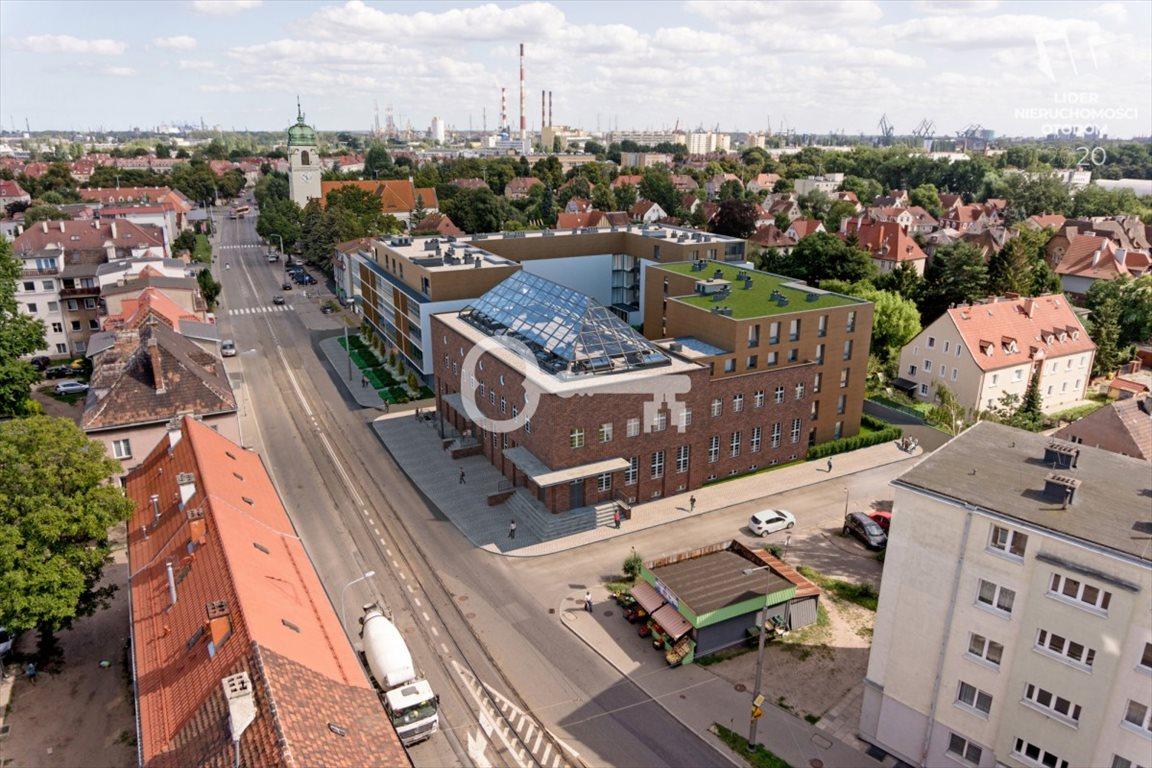 Mieszkanie dwupokojowe na sprzedaż Gdańsk, Wrzeszcz, Adama Mickiewicza  69m2 Foto 1