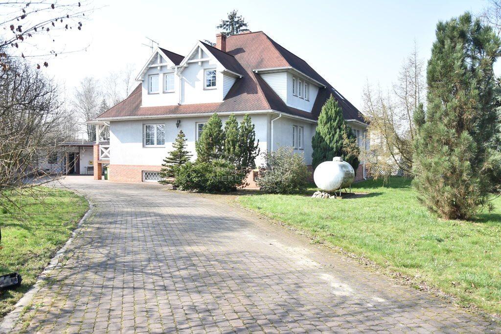 Dom na sprzedaż Pabianice, Atrakcyjna nieruchomość z dużą działką do zamieszkania lub prowadzenia działalności  243m2 Foto 3