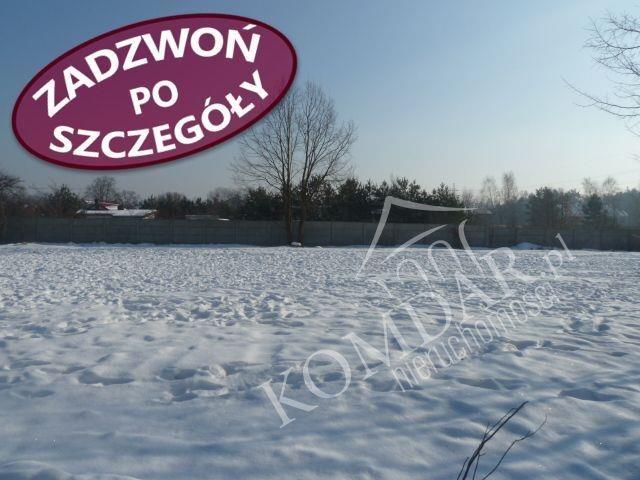 Działka budowlana na sprzedaż Warszawa, Wesoła, Stara Miłosna, Stara Miłosna  630m2 Foto 1