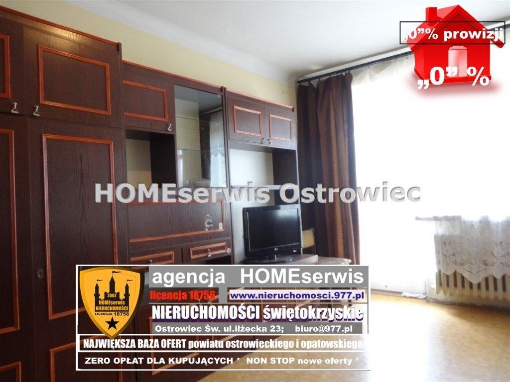 Mieszkanie dwupokojowe na sprzedaż Ostrowiec Świętokrzyski, Centrum  25m2 Foto 1