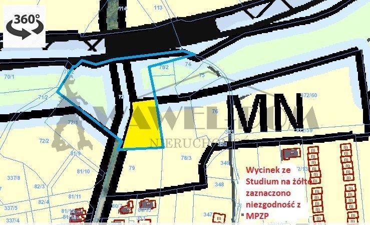 Działka inna na sprzedaż Kraków, Swoszowice, Opatkowice, Leona Petrażyckiego  7500m2 Foto 1