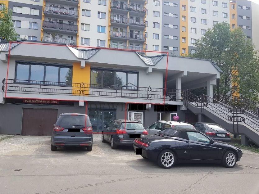 Lokal użytkowy na wynajem Sosnowiec, Zagórze, Dworska  63m2 Foto 2