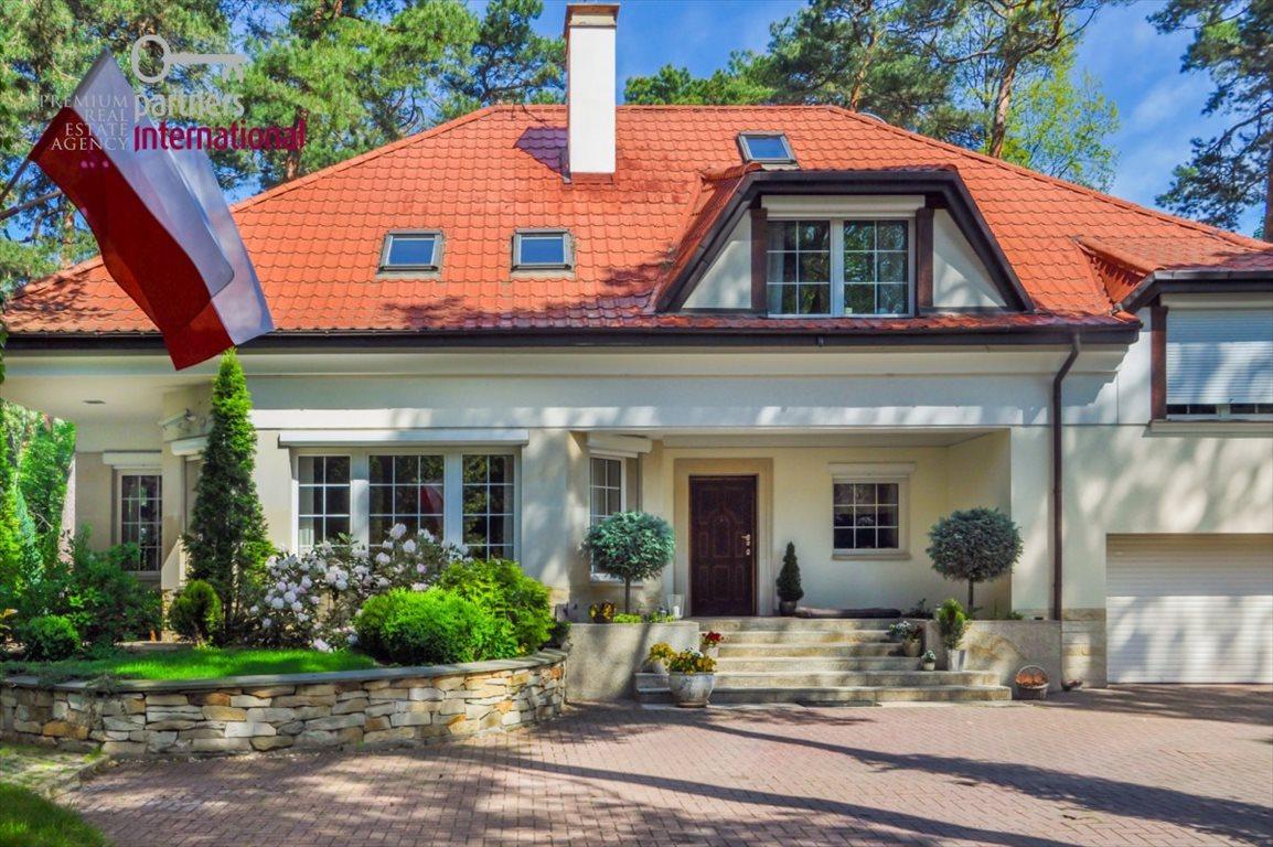 Dom na sprzedaż Konstancin-Jeziorna  443m2 Foto 1