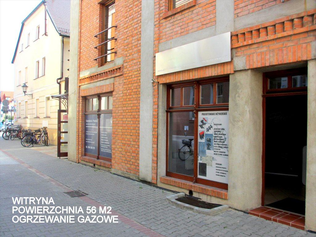 Lokal użytkowy na wynajem Kościan, Rynek  56m2 Foto 1