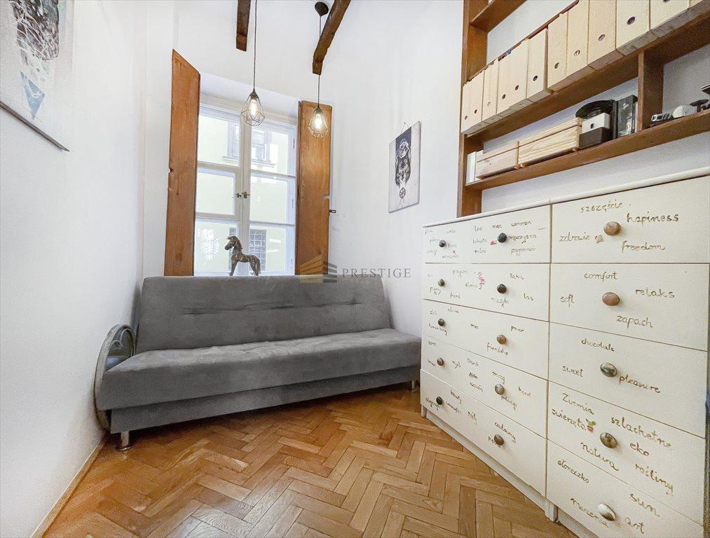 Mieszkanie trzypokojowe na sprzedaż Warszawa, Śródmieście, Stare Miasto, Krzywe Koło  42m2 Foto 4