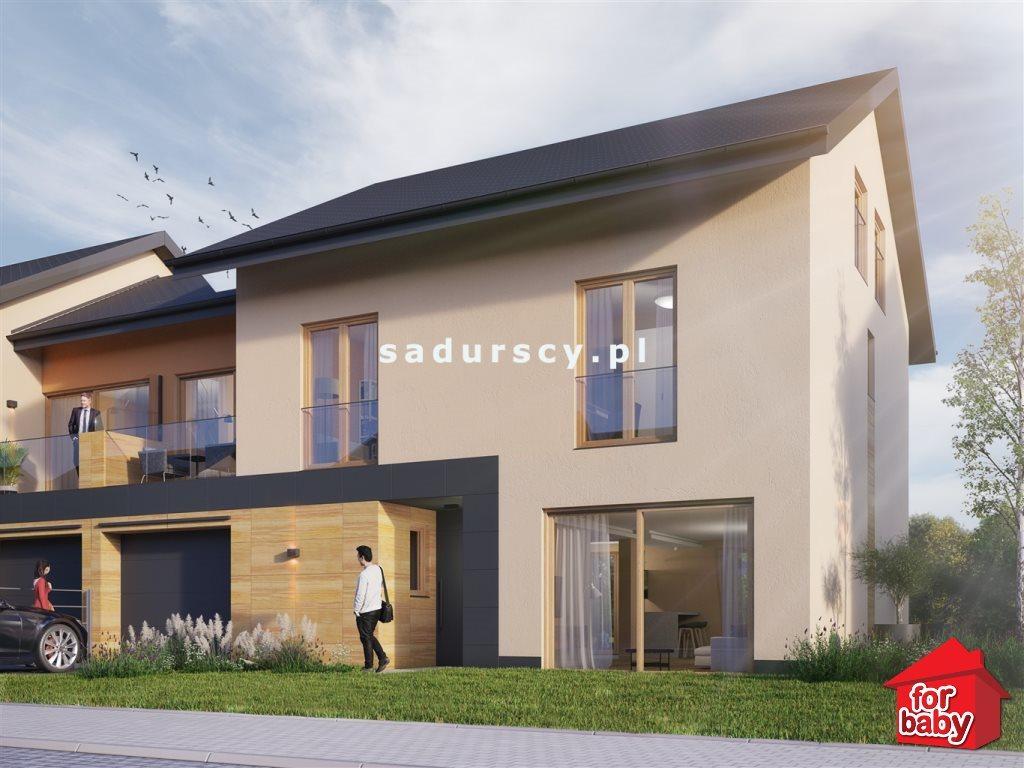 Dom na sprzedaż Kraków, Dębniki, Skotniki, Dobrowolskiego  196m2 Foto 1