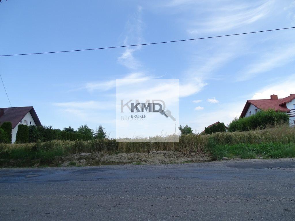 Działka budowlana na sprzedaż Tuszów  4900m2 Foto 1