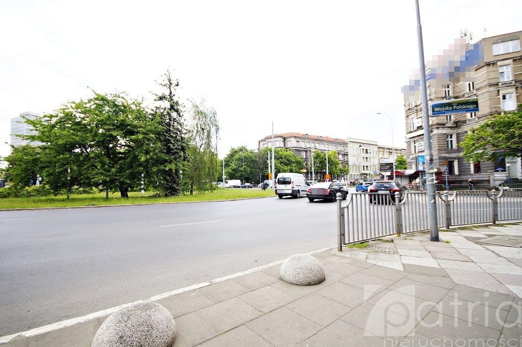 Mieszkanie trzypokojowe na sprzedaż Szczecin, Centrum, al. Wojska Polskiego  82m2 Foto 1