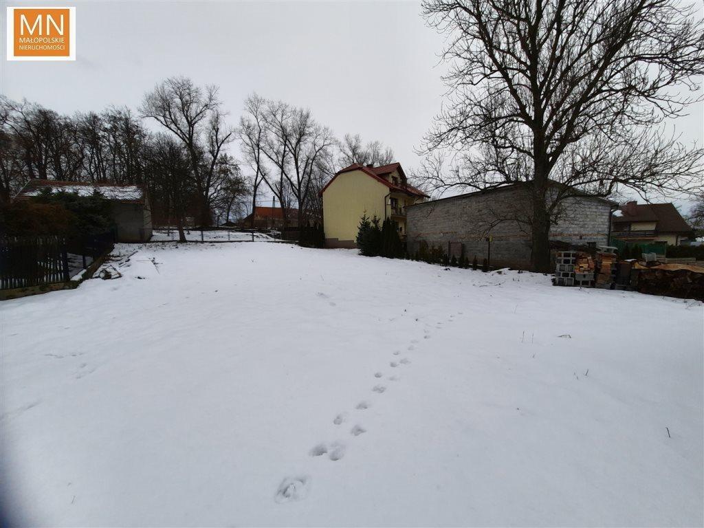 Działka budowlana na sprzedaż Tomaszowice, Skotnicka  800m2 Foto 4