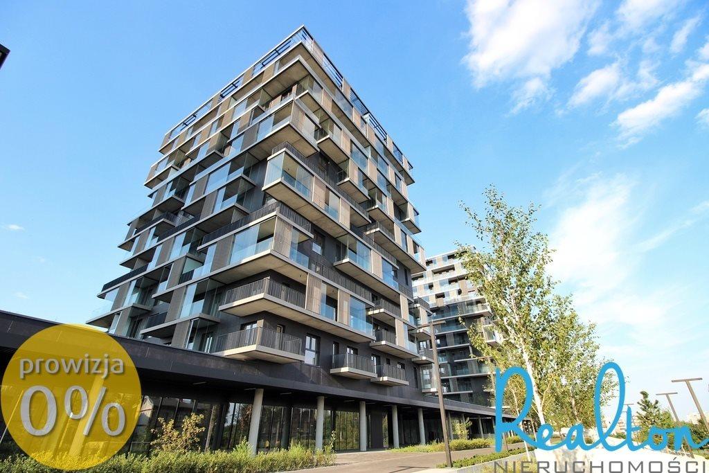 Mieszkanie dwupokojowe na sprzedaż Katowice, Centrum, Henryka Mikołaja Góreckiego  43m2 Foto 1