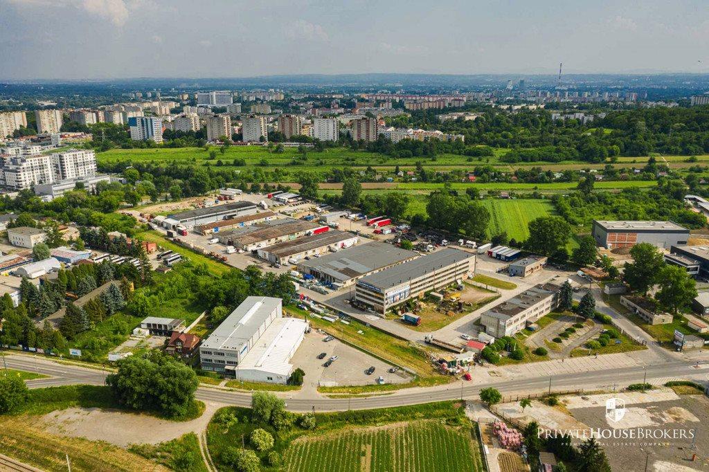 Działka przemysłowo-handlowa na sprzedaż Kraków, Prądnik Czerwony, Prądnik Czerwony, Powstańców  58203m2 Foto 9