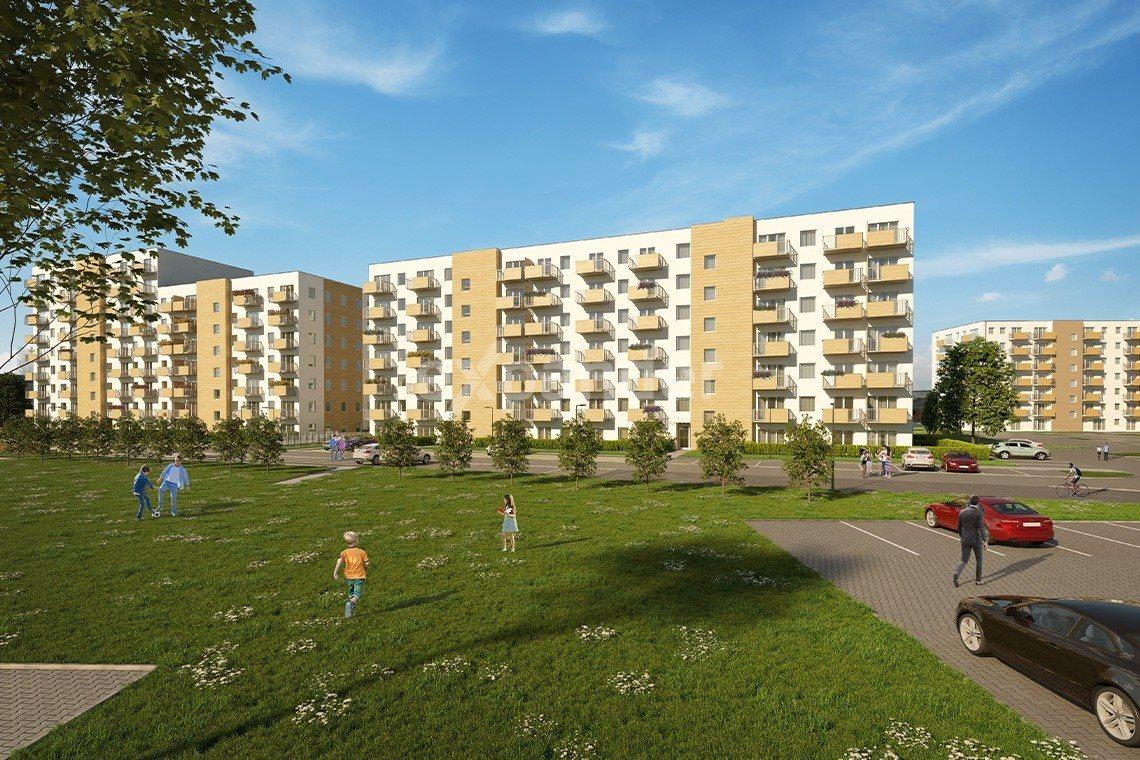 Mieszkanie dwupokojowe na sprzedaż Poznań, Rataje, Wagrowska  35m2 Foto 4
