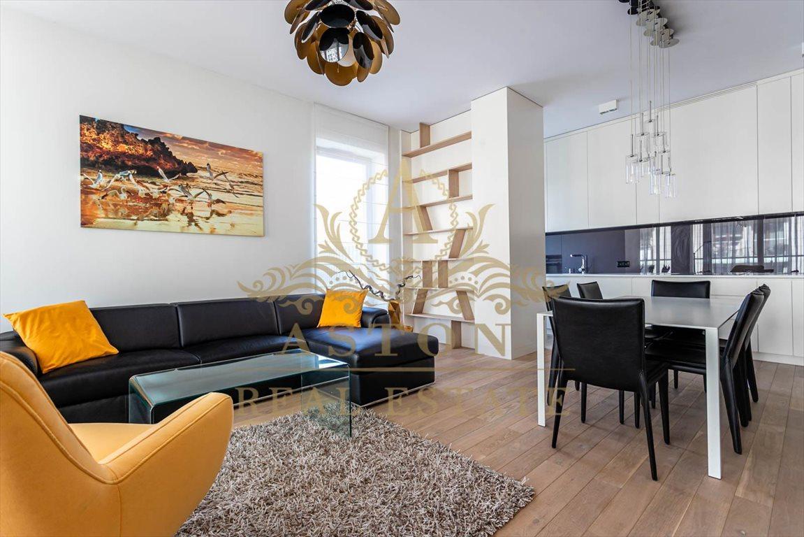 Mieszkanie trzypokojowe na wynajem Warszawa, Śródmieście, Powiśle, Kruczkowskiego  82m2 Foto 4