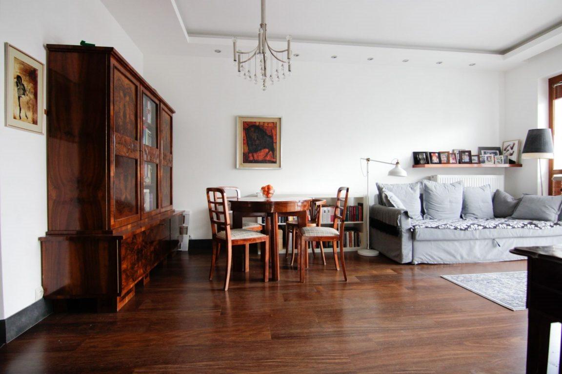 Mieszkanie trzypokojowe na sprzedaż Warszawa, Wilanów, Al rzeczypospolitej  73m2 Foto 1