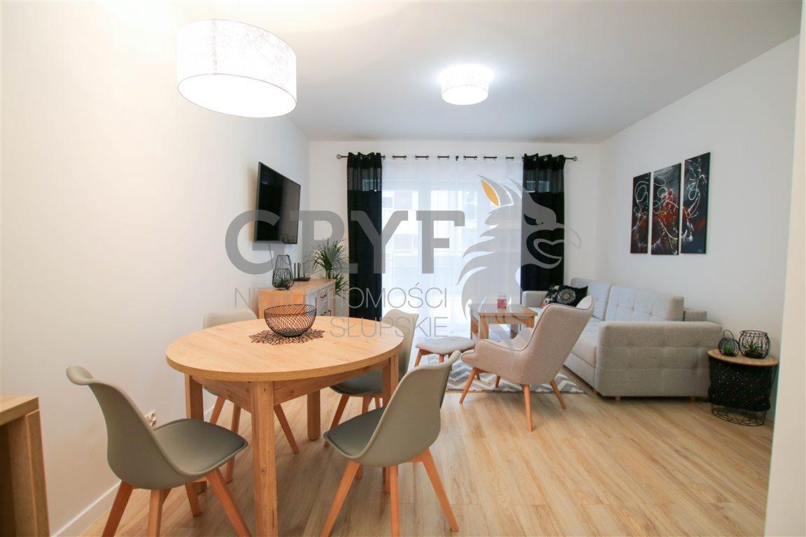 Mieszkanie dwupokojowe na wynajem Słupsk  45m2 Foto 1