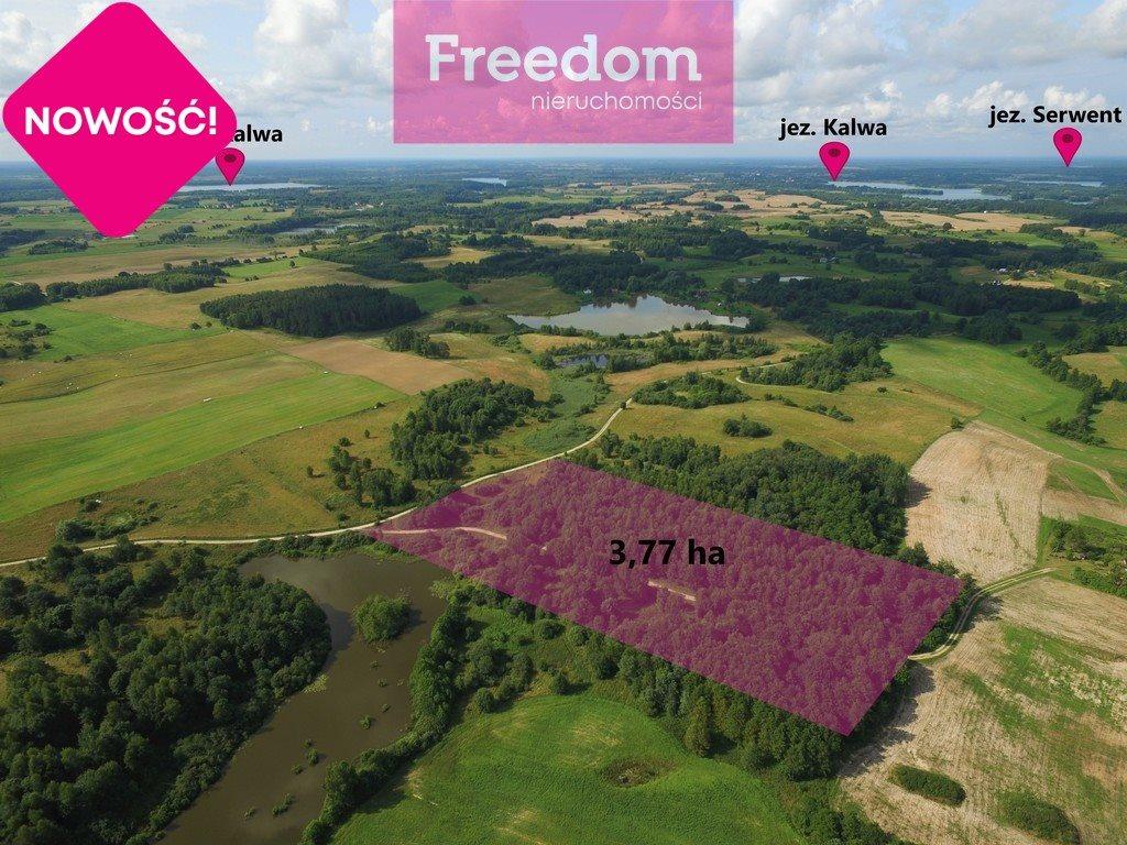 Działka rolna na sprzedaż Grzegrzółki  37700m2 Foto 2