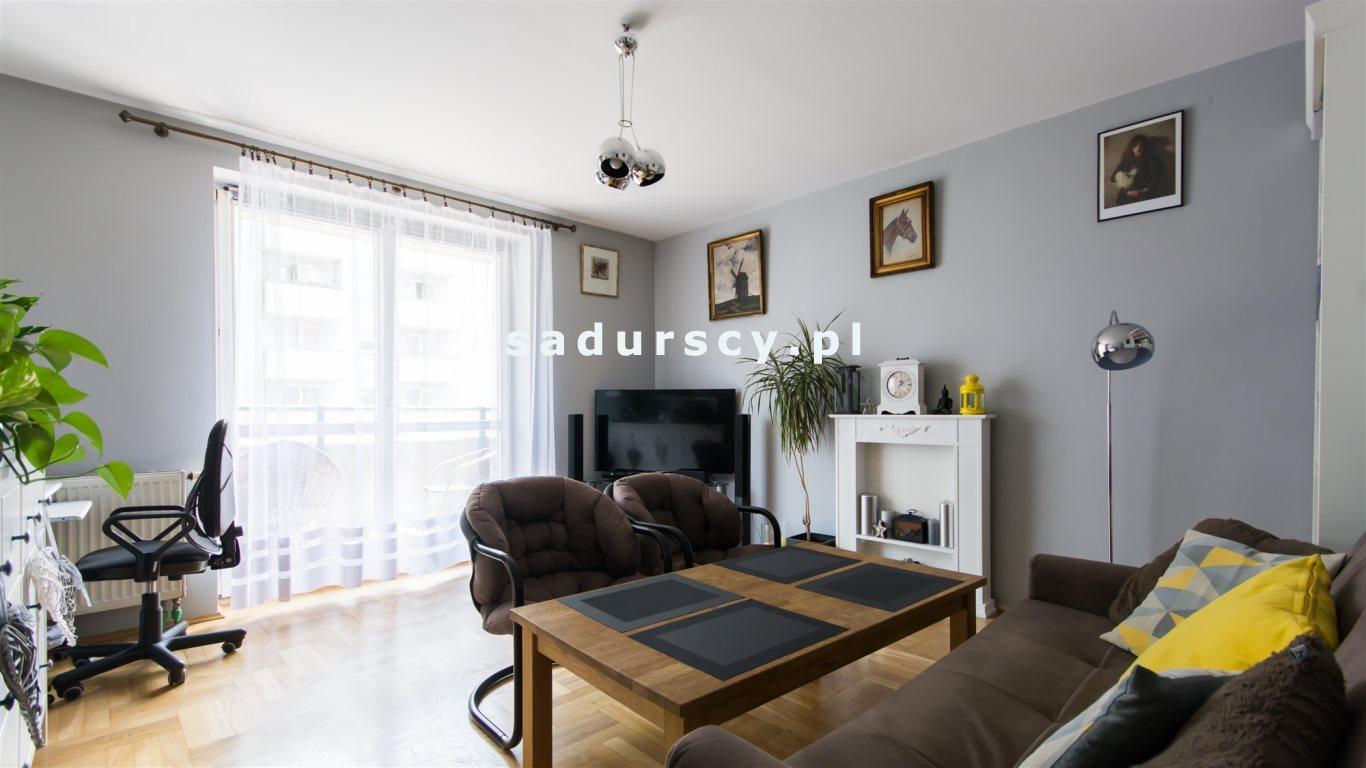 Mieszkanie trzypokojowe na sprzedaż Kraków, Krowodrza, Krowodrza Górka, Fieldorfa-Nila  65m2 Foto 1