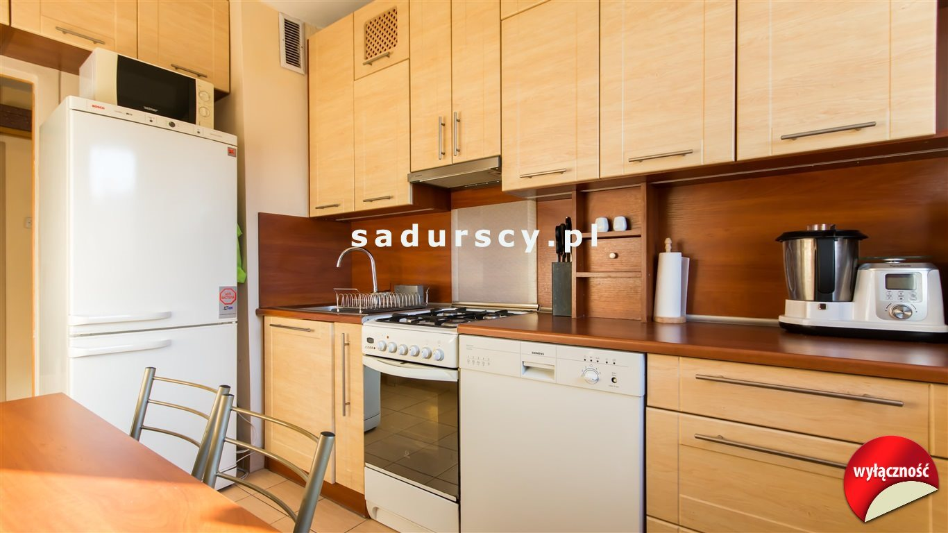 Mieszkanie trzypokojowe na sprzedaż Kraków, Podgórze Duchackie, Kurdwanów, Marii i Bolesława Wysłouchów  75m2 Foto 4
