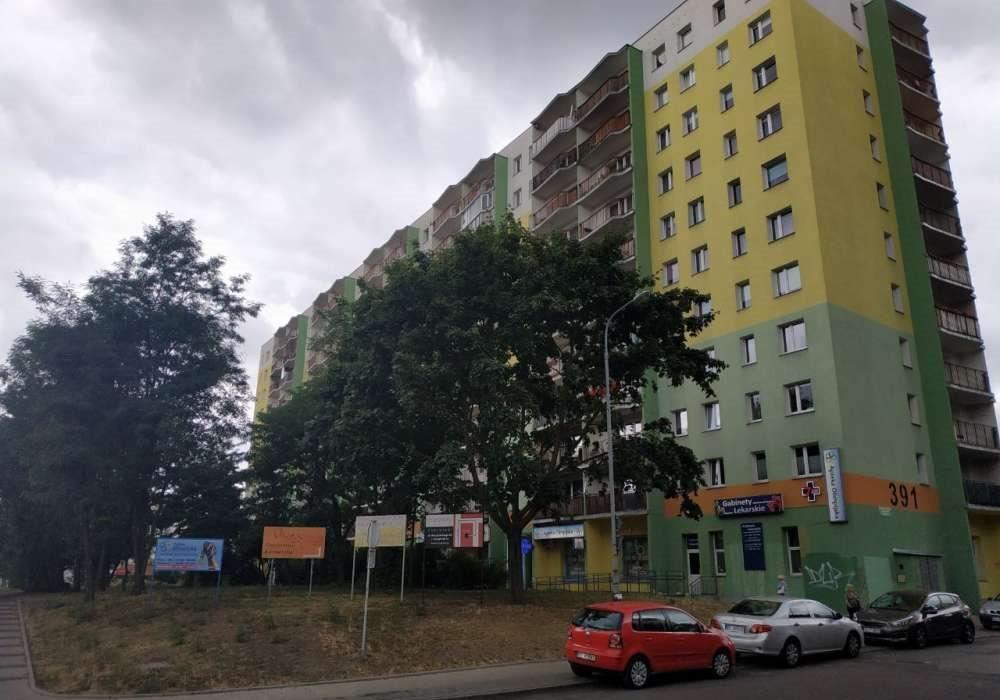 Lokal użytkowy na sprzedaż Łódź, Polesie, ks. kard. Stefana Wyszyńskiego  223m2 Foto 1