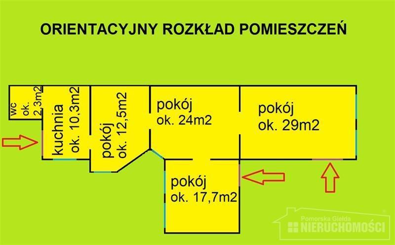 Mieszkanie czteropokojowe  na sprzedaż Szczecinek, Centrum handlowe, Tereny rekreacyjne, Bohaterów Warszawy  95m2 Foto 9