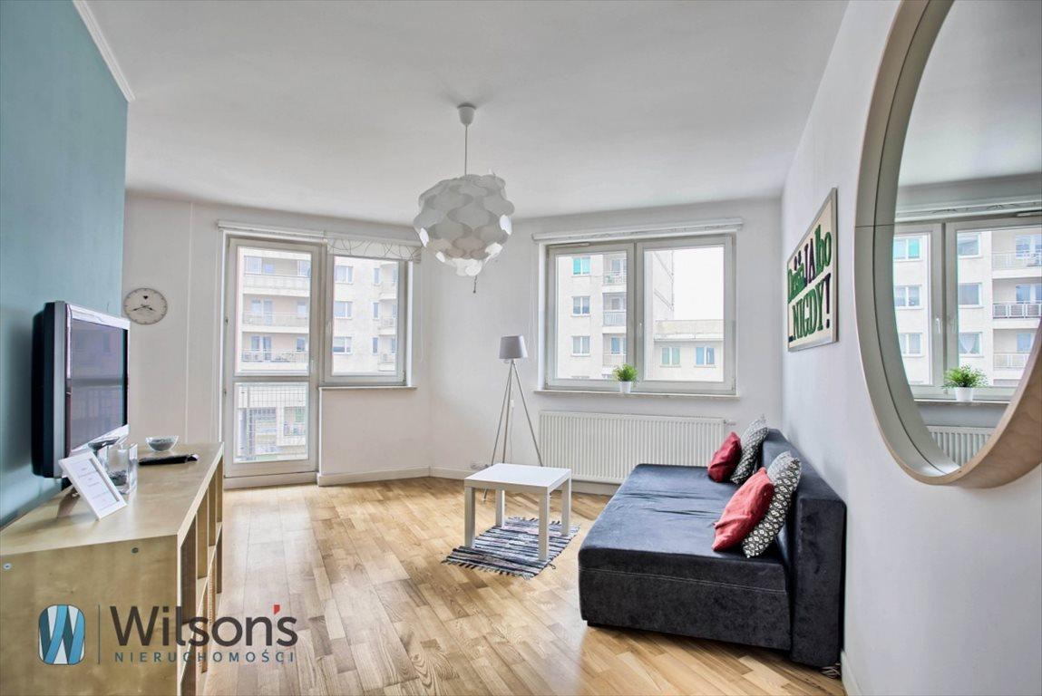 Mieszkanie dwupokojowe na sprzedaż Warszawa, Praga-Południe, Aleja Stanów Zjednoczonych  54m2 Foto 2