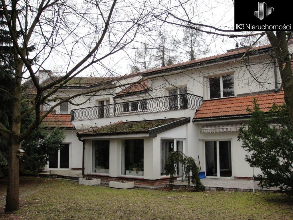 Dom na sprzedaż Warszawa, Ursynów, Krasnowolska  466m2 Foto 1