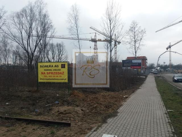 Działka inwestycyjna na sprzedaż Poznań, Rataje  6311m2 Foto 2