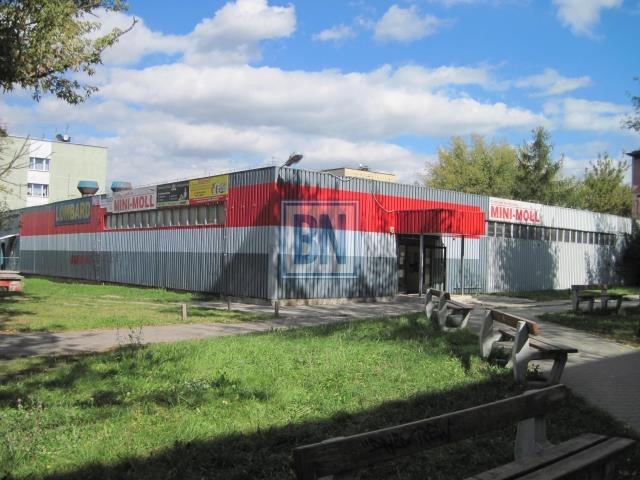 Lokal użytkowy na sprzedaż Gliwice  1150m2 Foto 1