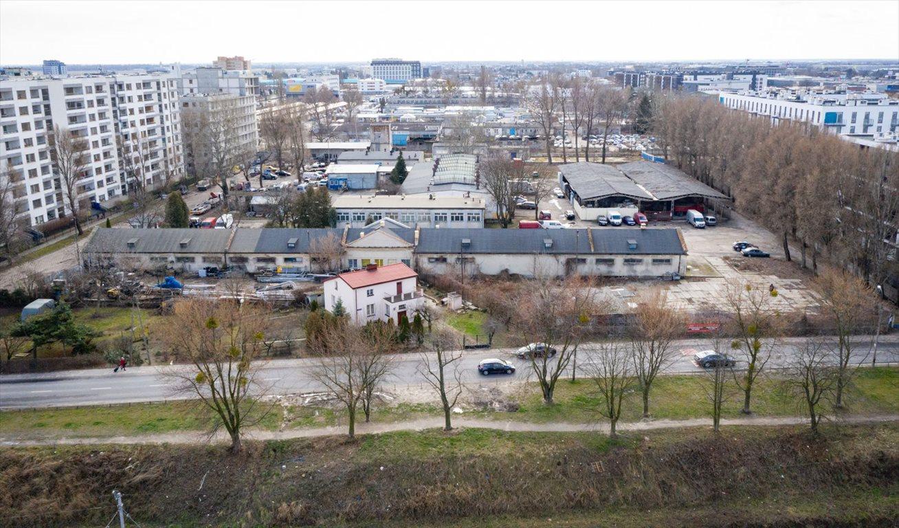 Działka komercyjna pod dzierżawę Warszawa, Włochy, Instalatorów 3b  3500m2 Foto 7