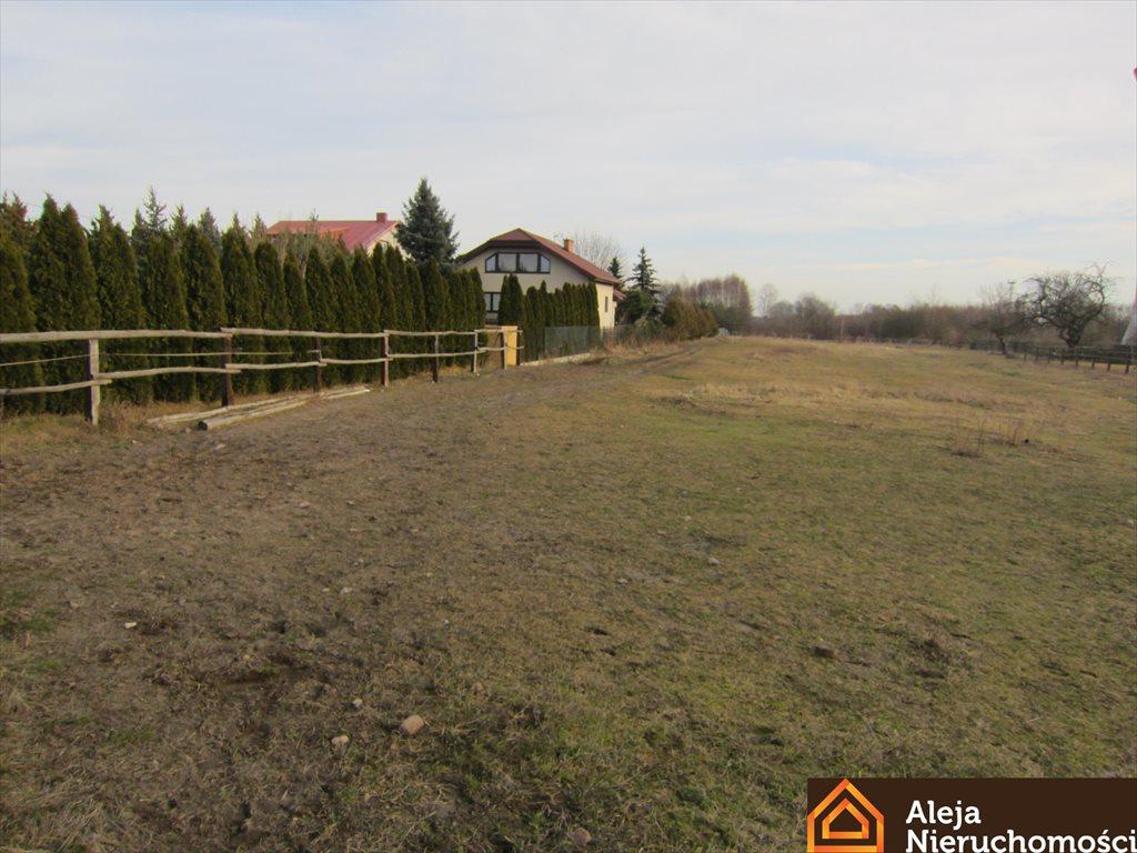 Działka budowlana na sprzedaż Kłomnice  2476m2 Foto 7