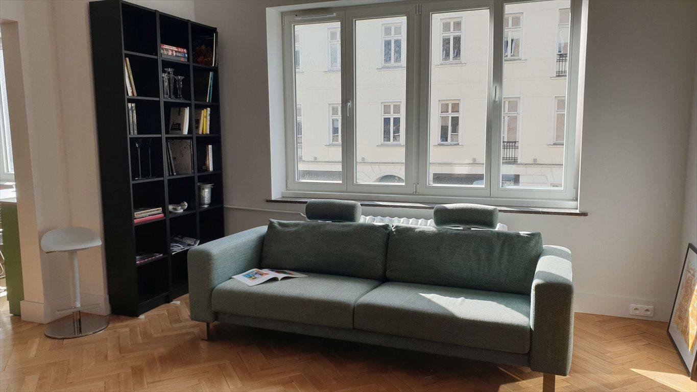 Mieszkanie trzypokojowe na sprzedaż Warszawa, Śródmieście, Wiejska  107m2 Foto 6