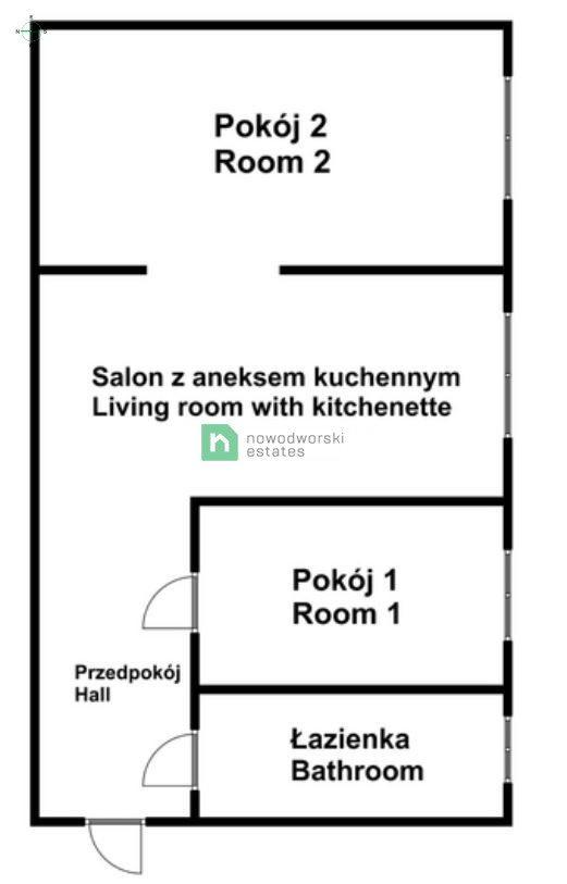 Mieszkanie trzypokojowe na wynajem Poznań, Łazarz, Łazarz, Głogowska  75m2 Foto 6