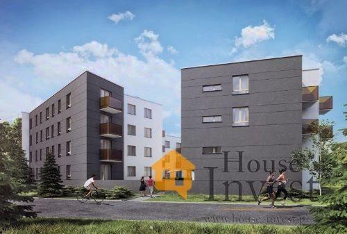 Mieszkanie dwupokojowe na sprzedaż Wrocław, Rybnicka  56m2 Foto 1