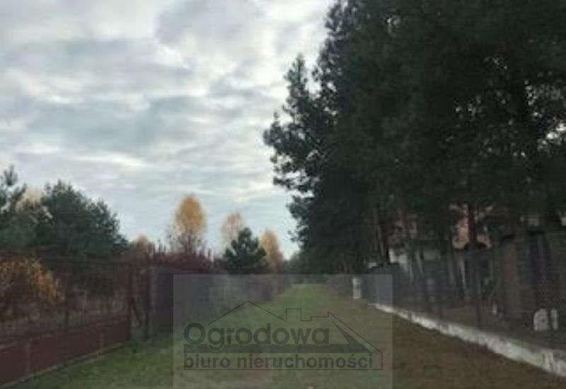 Działka budowlana na sprzedaż Zalesie Górne  3600m2 Foto 4