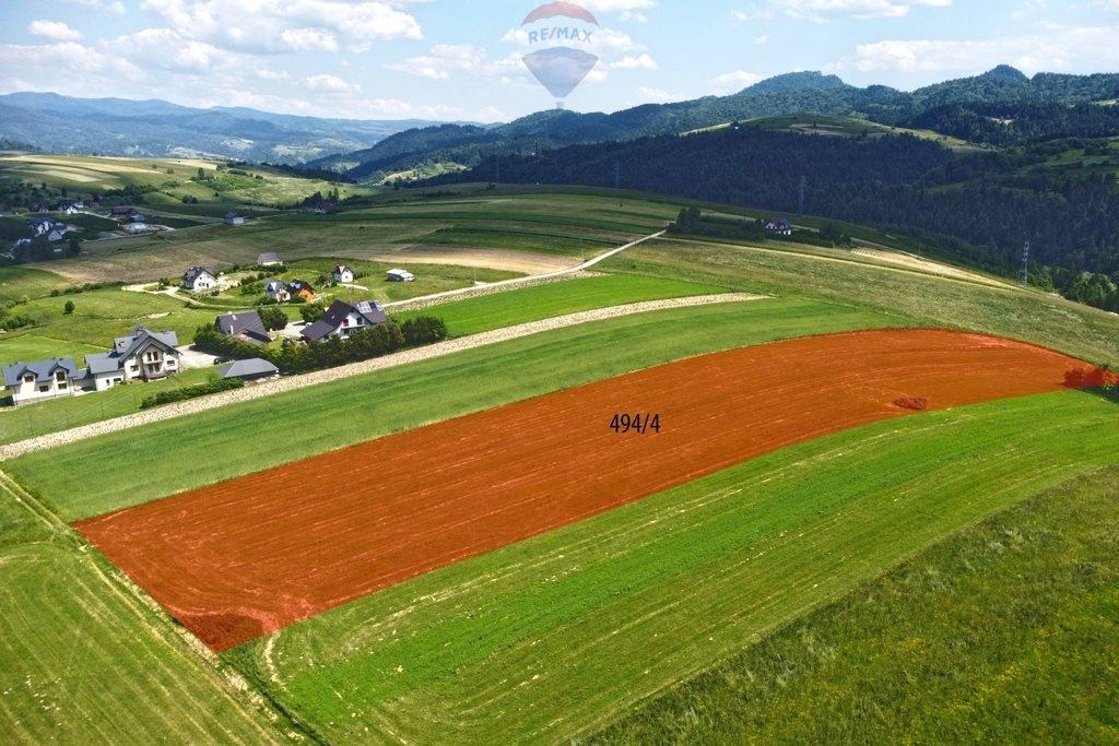 Działka rolna na sprzedaż Grywałd  8096m2 Foto 3