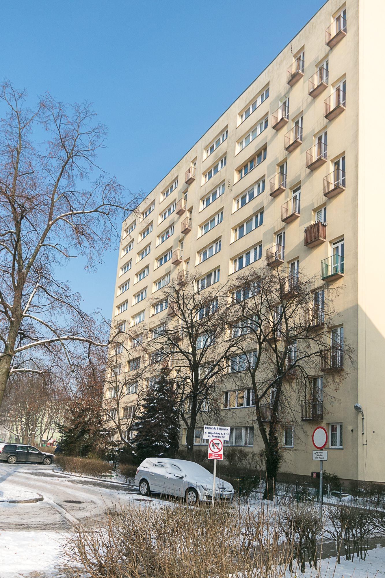 Kawalerka na sprzedaż Warszawa, Bielany, Szegedyńska 10  25m2 Foto 12