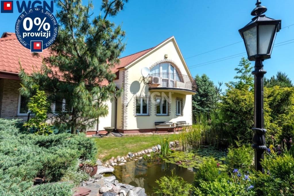 Luksusowy dom na sprzedaż Zielonki-Parcela, Zielonki Parcele, Zielonki Parcele  240m2 Foto 2