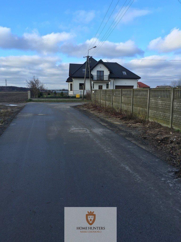 Działka budowlana na sprzedaż Sękocin Stary  2034m2 Foto 1