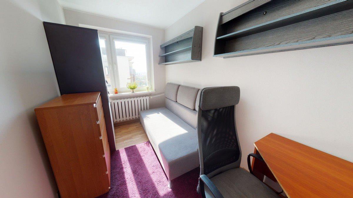 Mieszkanie trzypokojowe na sprzedaż Warszawa, Ursynów, Na Uboczu  52m2 Foto 7