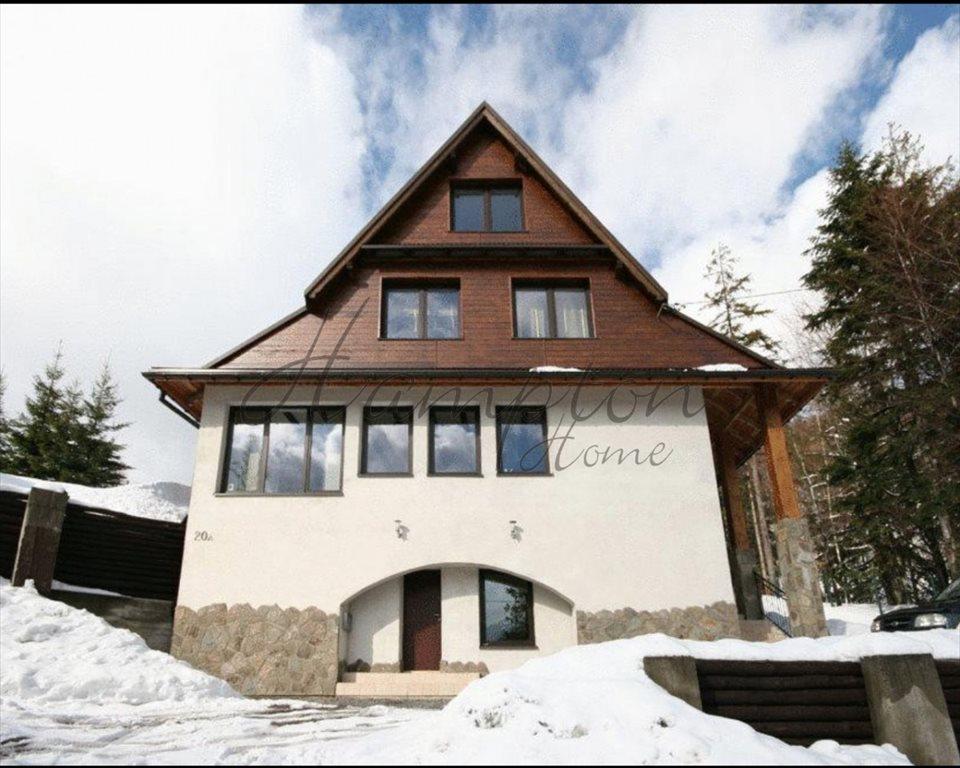 Dom na sprzedaż Szczyrk, Biła  370m2 Foto 1