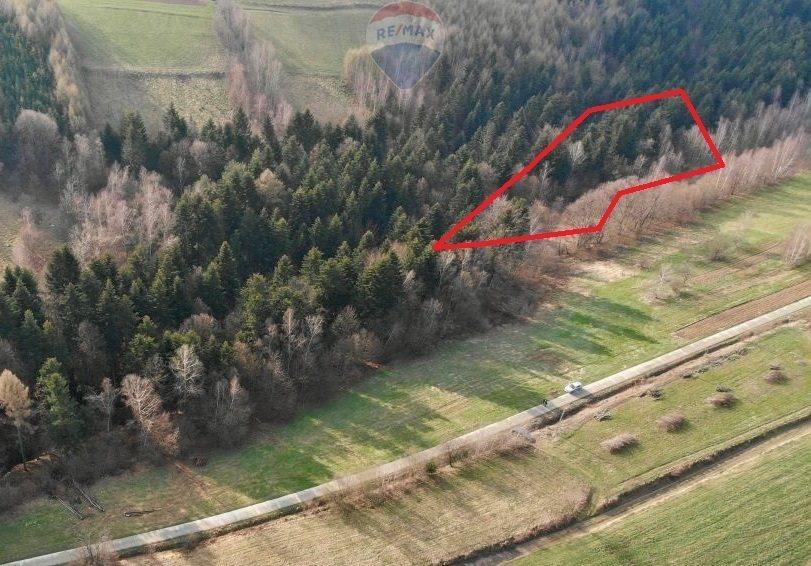 Działka rolna na sprzedaż Mystków  4000m2 Foto 1