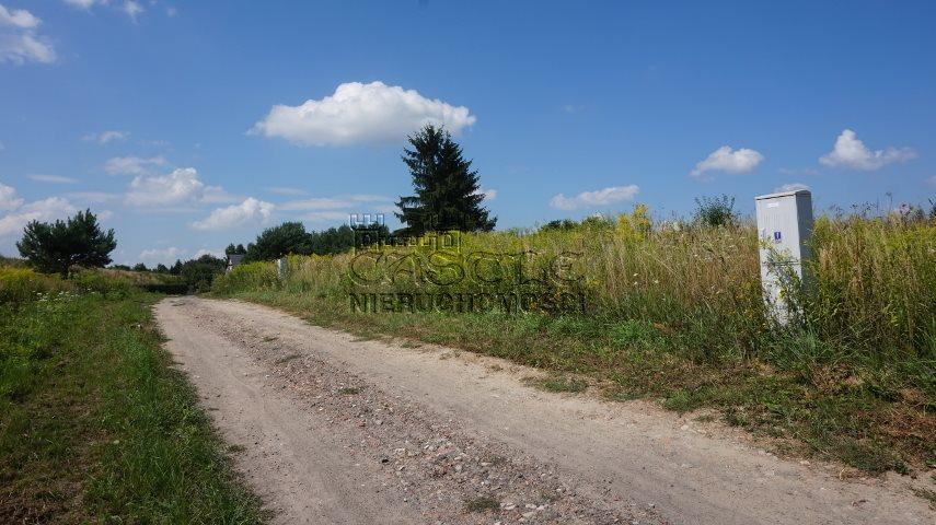 Działka budowlana na sprzedaż Rosnówko, Jarosławiecka  1073m2 Foto 1