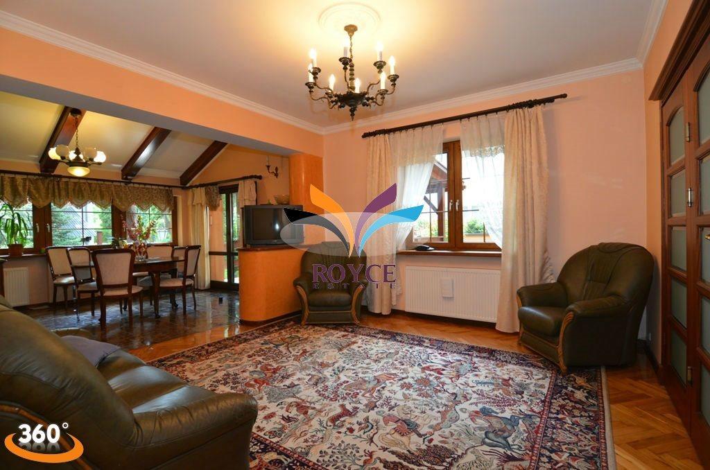 Dom na sprzedaż Warszawa, Wawer, Anin  365m2 Foto 6
