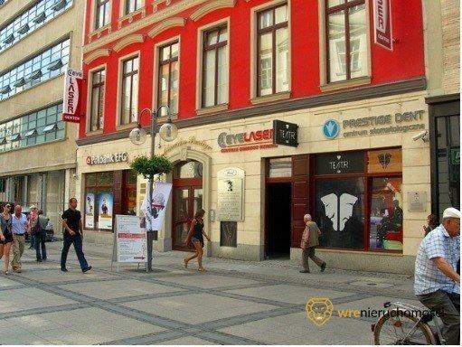 Lokal użytkowy na wynajem Wrocław, Stare Miasto, Oławska  45m2 Foto 1