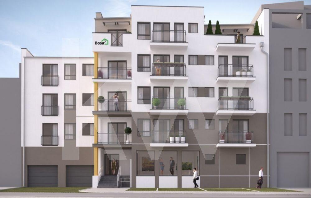 Mieszkanie trzypokojowe na sprzedaż Poznań, Górczyn, Bosa  67m2 Foto 1