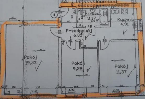 Mieszkanie trzypokojowe na sprzedaż Chorzów, Chorzów II, Szybowa  54m2 Foto 6